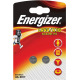 Piles boutons Energizer