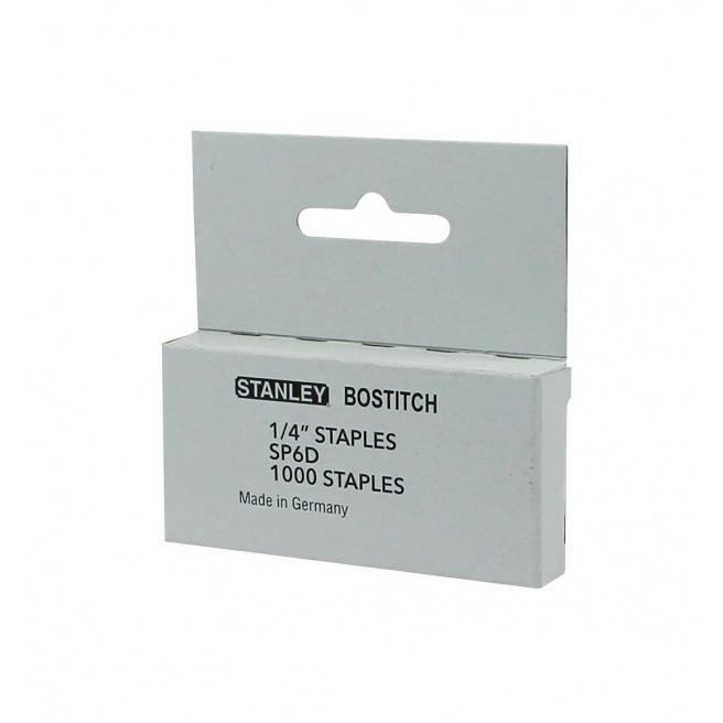 Agrafes Bostitch SP6D- boîte de 1000