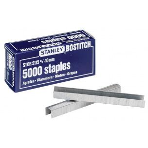 Agrafes Bostitch B8 STCR211510Z - boîte de 5000