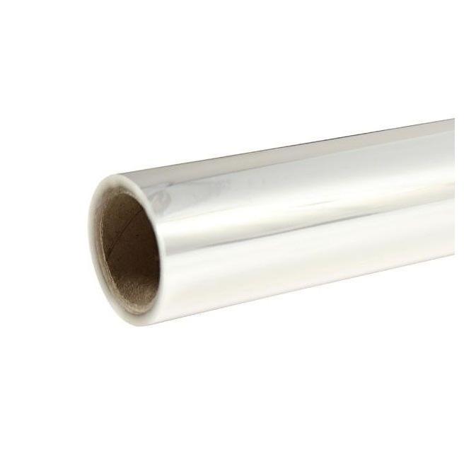 Papier cellophane transparent - rouleau 70 cm x 5 m