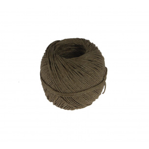 Corde double fil en lin - bobine 100 g