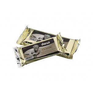 Pâte à modeler Darwi CLASSIC - paquet de 1 kg