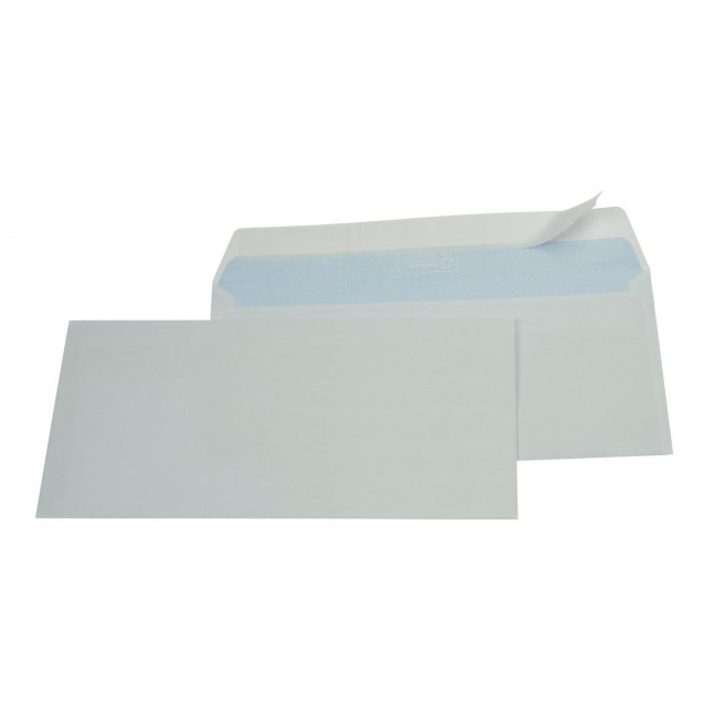 Enveloppes blanches C5/C6 américaines