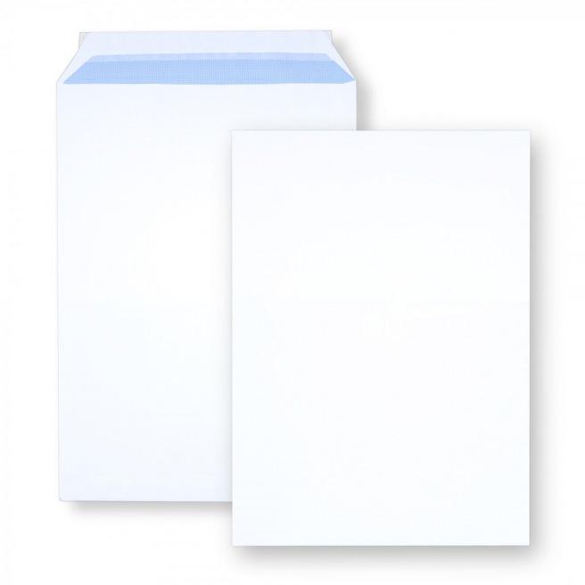 Enveloppes sacs blanches - paquet de 25