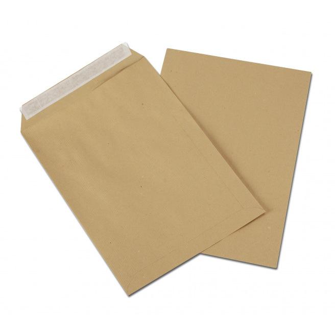 Enveloppes sacs brunes - paquet de 25
