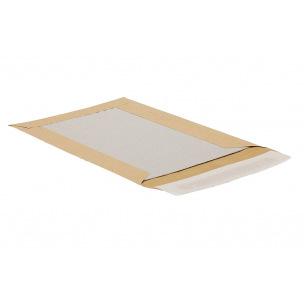 Enveloppe sac brune à dos carton - 260 x 320 mm