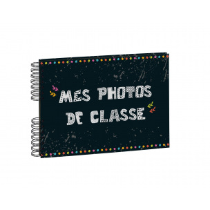Album photos Exacompta MES PHOTOS DE CLASSES - 32 x 22 cm