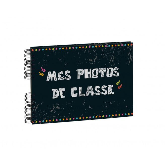 Album photos Exacompta MES PHOTOS DE CLASSES - 32 x 22 cm