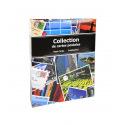 Album Exacompta COLLECTION DE CARTES POSTALES - 20 x 25,5 cm