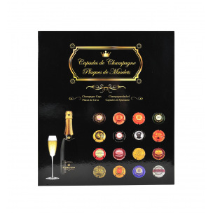 Album Exacompta COLLECTION CAPSULES DE CHAMPAGE - 29 x 32,5 cm