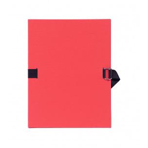 Chemise extensible à sangle Exacompta A4 - carton