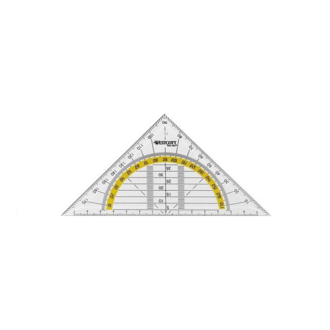 Equerre géométrique WESTCOTT