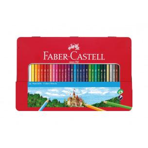 Crayons de couleur Faber-Castell CLASSIC