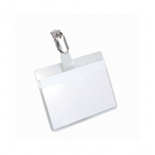 Pochette porte-badge Durable 90 x 60 mm