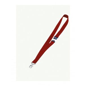 Lacet textile Durable pour porte-badge