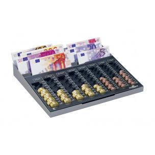 Plateau à monnaie Durable EUROBOARD XL