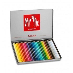 Crayon de couleur Caran d'ache PABLO