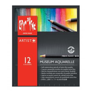 Crayon de couleur Caran d'ache MUSEUM AQUARELLE