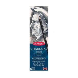 Crayon fusain Derwent CHARCOAL