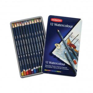 Crayons Derwent WATERCOLOUR
