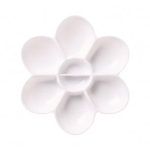Palette plastique Reeves fleur