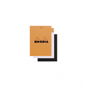 Bloc-notes agrafé RHODIA