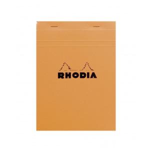 Bloc-notes agrafé RHODIA