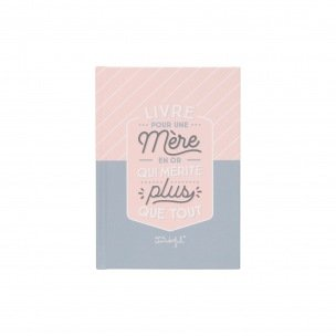 Livre album à thème Mr Wonderful - 12,5 x 17,5 cm