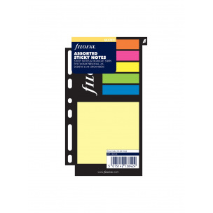 Recharge pour organiser Filofax NOTES ADHESIVES