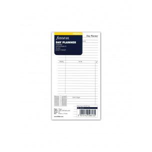 Recharge pour organiser Filofax PLANNING JOURNALIER - Personal (9,5 x 17,1 cm)
