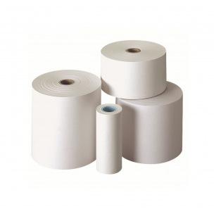 Bobinette de papier thermique