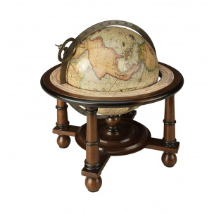 Globe Authentic Models MERCATOR de navigation - 26,5 cm