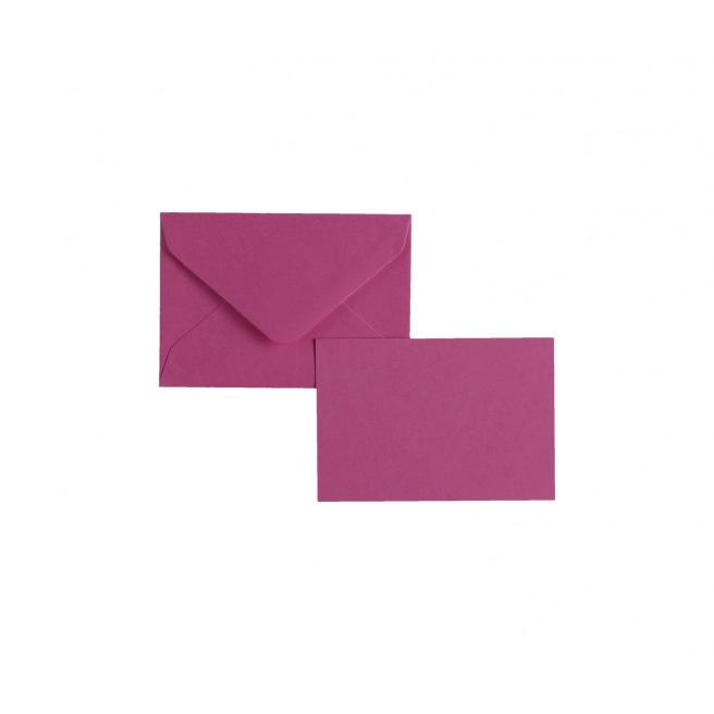 Cartes et enveloppes Crown Mill papier vélin