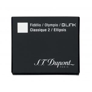 Cartouches d'encre S.T.Dupont (nouveau modèle) - étui de 6