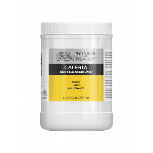 Liant Winsor & Newton Acrylique GALERIA - 1 l