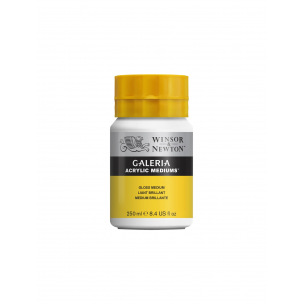 Liant Winsor & Newton Acrylique GALERIA - 250 ml