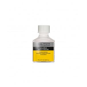 Décapant pour vernis Winsor & Newton Acrylique GALERIA - 75 ml