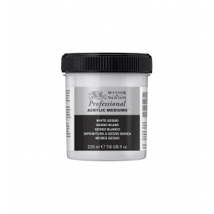 Gesso Winsor & Newton Acrylique PROFESSIONAL - 225 ml