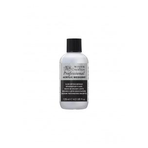 Médium retardateur fluide Winsor & Newton Acrylique PROFESSIONAL - 125 ml