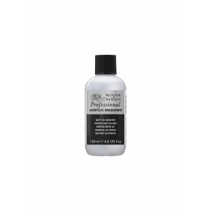 Vernis anti-UV Winsor & Newton Acrylique PROFESSIONAL - 125 ml