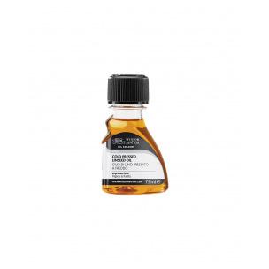 Huile de lin pressée à froid Winsor & Newton - 75 ml