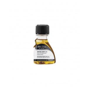 Huile d'oeillette siccative Winsor & Newton - 75 ml