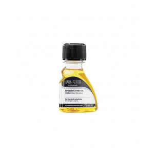 Huile de lin Stand Winsor & Newton - 75 ml