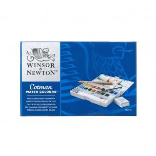 Set d'aquarelle Winsor & Newton COTMAN SKETCHER DE LUXE