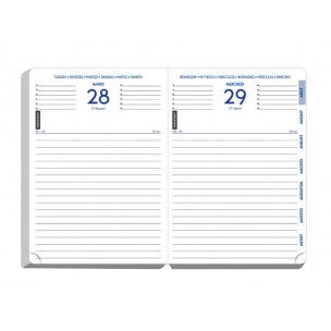Agenda scolaire Exacompta FORUM - 12 x 17 cm - 1 jour par page