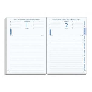 Agenda scolaire Exacompta FORUM OFFICE - 15 x 21 cm - 1 jour par page