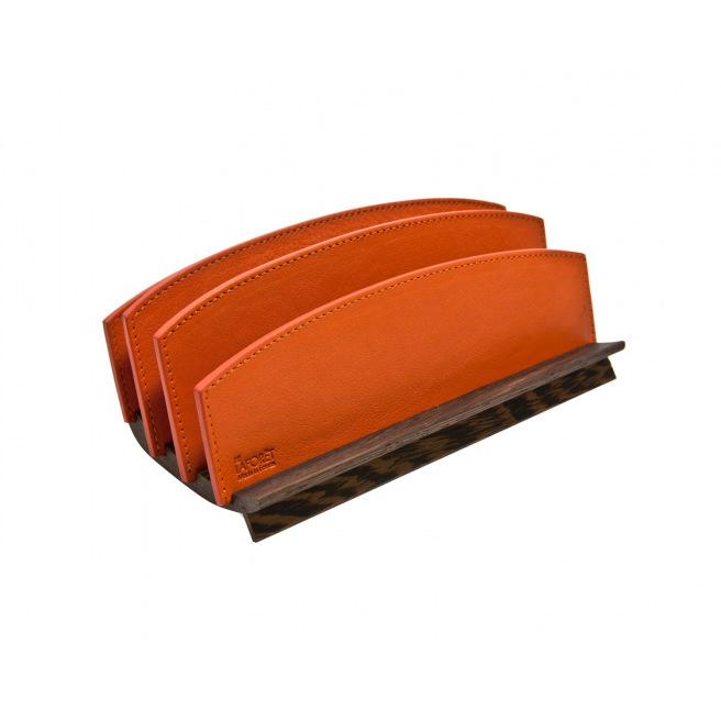 Porte-lettres en cuir De Laforêt MURANGA