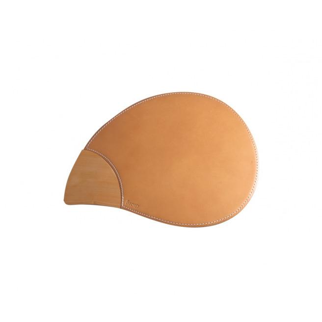 Tapis de souris en cuir De Laforêt DUNE