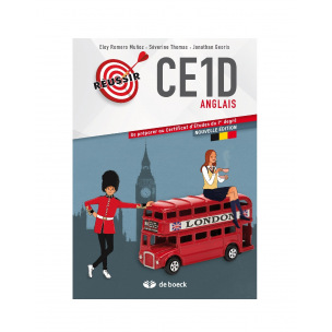 Cahier d'exercices : CE1D