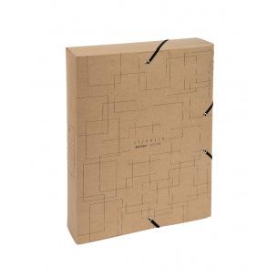 Boîte de classement Exacompta ETERNECO en carton - A4